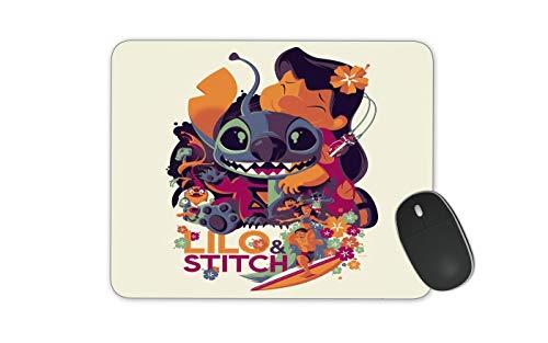 JNKPOAI Lovely Stitch Anti-Slip Mousepad.Printed Mouspads.Office Mousepad (Stitch)