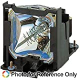 Replacement Lamp for Panasonic PT-LB30U Projector with Housing