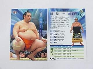 BBM2019 大相撲■レギュラーカード■10/魁聖 一郎/小結
