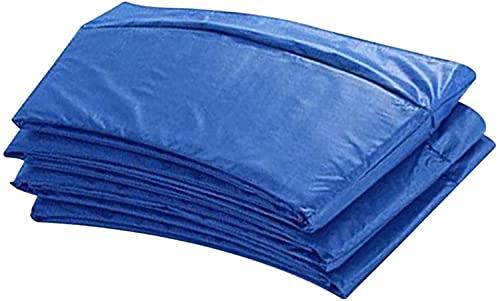 JYDNBGLS Trampolín Protección Mat Trampolín Almohadilla de Seguridad Redondo Resorte Protección Cubierta Resistente al Agua Almohadilla Trampolín Accesorios