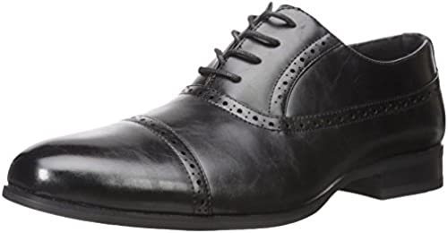 Kenneth Cole Cole Cole Unlisted Men& 039;s R-Eel Strong Oxford, schwarz, 8.5 M US  angemessener Preis