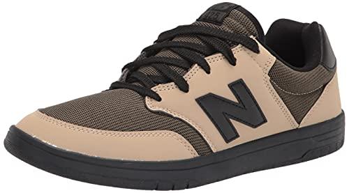 New Balance All Coasts 425 V1, Zapatillas Hombre, Tan Olive Black, 46.5 EU