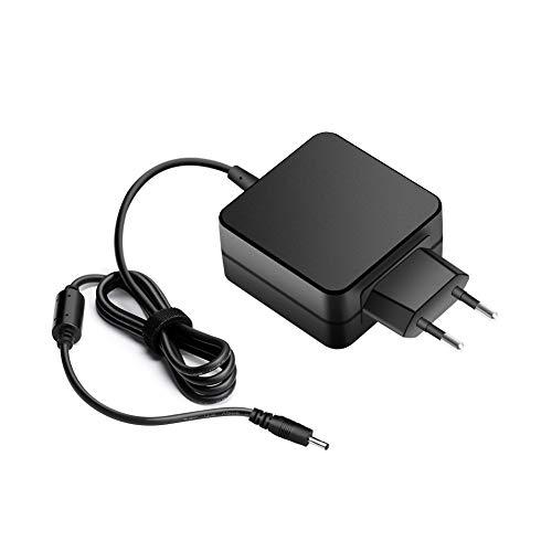 """HKY 5V 4A Laptop Ladegerät Ladekabel Netzteil EU-Stecker für Lenovo IdeaPad 100S-11IBY 80R2, Ideapad 100S 11.6"""" Laptop, Miix 300 300-10IBY 80NR0022UK, Miix 310 320(!Nicht für 45W 20V 2,25A!)"""