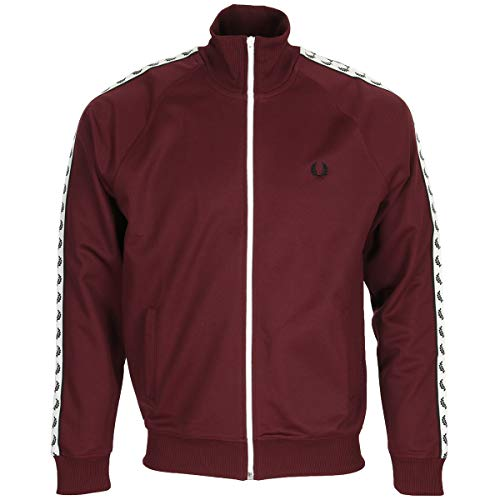 Fred Perry Taped Track Jacket, Jackett - L