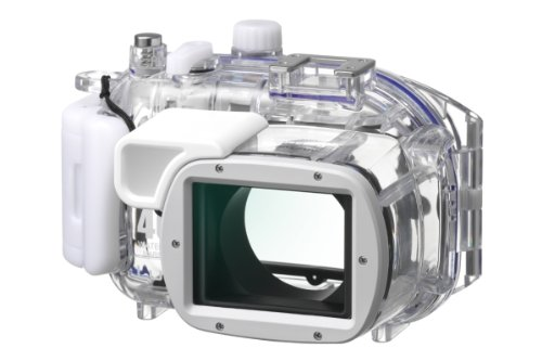 Panasonic DMW-MCTZ10E Unterwassergehäuse 40m für Lumix DMC-TZ10/8