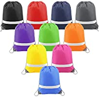 Drawstring Backpacks Cheap for Kids Party Favors Bags Gym Drawstring Bags Bulk