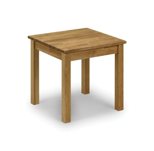 Julian Bowen - Tavolo in legno di quercia Coxmoor, multicolore, rettangolare
