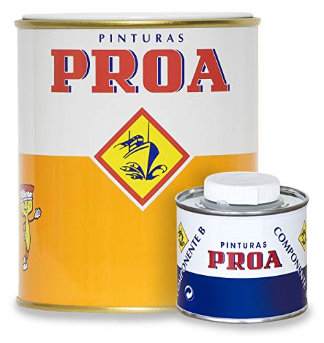 Imprimación epoxi 2 componentes. PROA