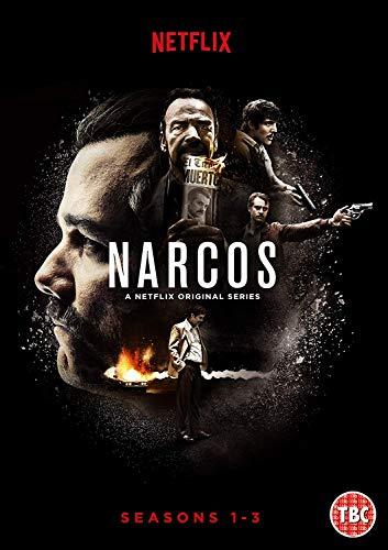 Narcos Season 1-3 [11 DVDs]