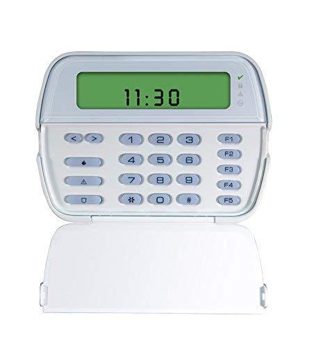 DSC Sistema de alarma de seguridad-RFK5501 LCD teclado icono de imagen con receptor inalámbrico