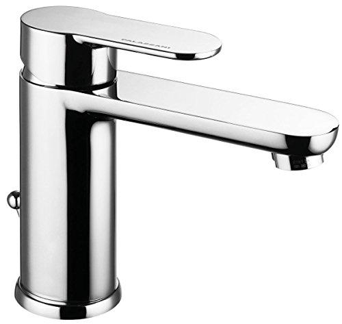 Miscelatore rubinetto per lavabo bagno Bella in ottone cromato di Palazzani