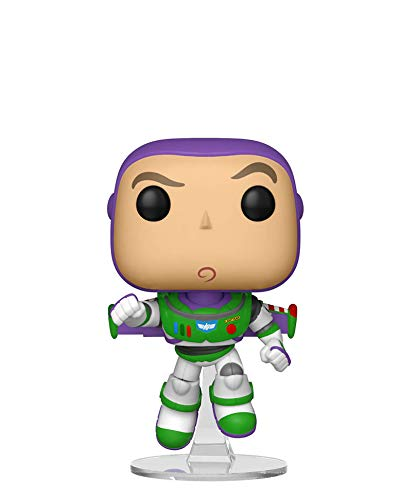 Funko Pop! Disney – Toy Story 4 – Buzz Lightyear (Toy Story 4) #523 Vinyl Figure 10 cm Released 2019