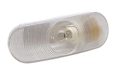 """Kaper II 1T-L6C White 6"""" Oval Backup Light"""