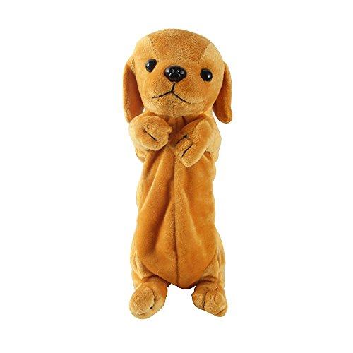 Trousse Motif Cute Doggy Peluche Trousse à crayons...