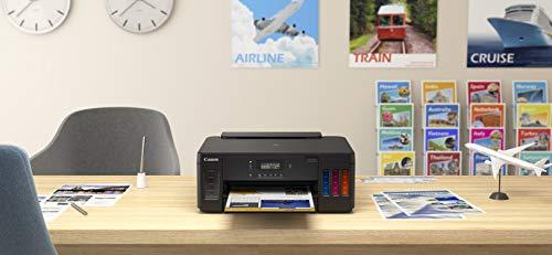 Canon PIXMA G5020 Wireless MegaTank Single Function SuperTank Printer | Mobile & Auto 2-Sided Printing Photo #10