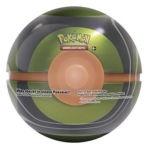 Pokémon International 45202 Pokeball Tin Sommer 2020 Sammelkarten