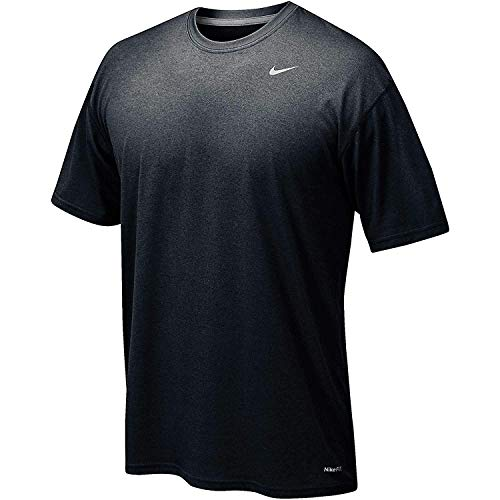 Nike Men's Legend Short Sleeve Tee, Black, L