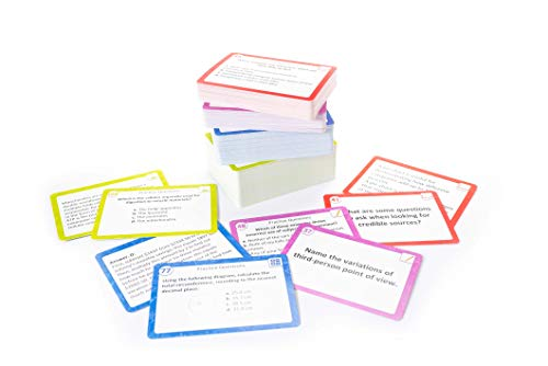 Compare Textbook Prices for ATI TEAS Flash Cards: TEAS Test Study Guide Flashcards 2020 and 2021: Practice Test Questions for the Test of Essential Academic Skills  ISBN 9781628453102 by Test Prep Books