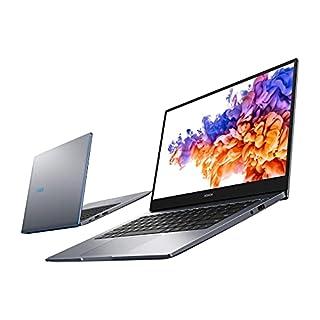 HONOR MagicBook 14 Laptop, 35,56cm (14 Zoll), Full HD IPS, 512 GB PCIe SSD, 8 GB RAM, 11. Gen. Intel Core i5, QWERTZ-Layout, Fingerabdrucksensor, Windows 10 Home - Space Grey (B093PRLTSG)   Amazon price tracker / tracking, Amazon price history charts, Amazon price watches, Amazon price drop alerts