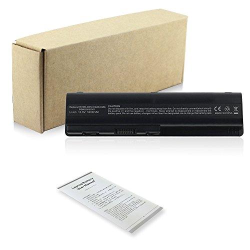 Notebook Laptop Akku Batterie für HP Compaq Presario CQ40 CQ41 CQ45 CQ50 CQ60 CQ70 G50 G60 ersetzt HSTNN-CB72 484170-001 484171-001 485041-001 485041-003 498482-001 HSTNN-UB72 KS524AA Battery