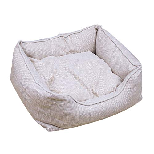 Hondenbed, winterbestendig goed comfortabel warm wasbaar niet kleverig huisdier hondenmand mat kussen klein medium groot Small