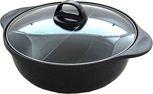 杉山金属『火鍋風仕切り鍋』