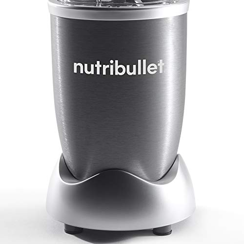 Product Image 6: NutriBullet NBR-0601 Nutrient Extractor, 600W, Gray