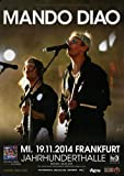 Mando Diao - The Band, Frankfurt 2014 »