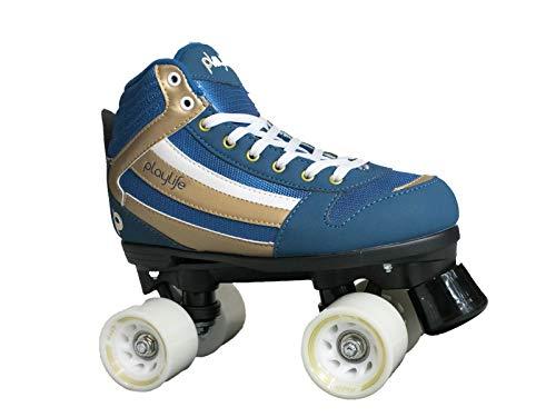 chaya Jungen Groove Rollschuhe, blau, 36