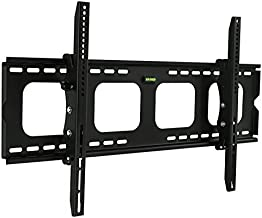 Mount-It! Large Tilting TV Wall Mount Bracket | 42 43 50 55 58 65 70 75 80 Inch | 220 Pound Capacity | VESA Compatible | Low Profile | Flat Screens