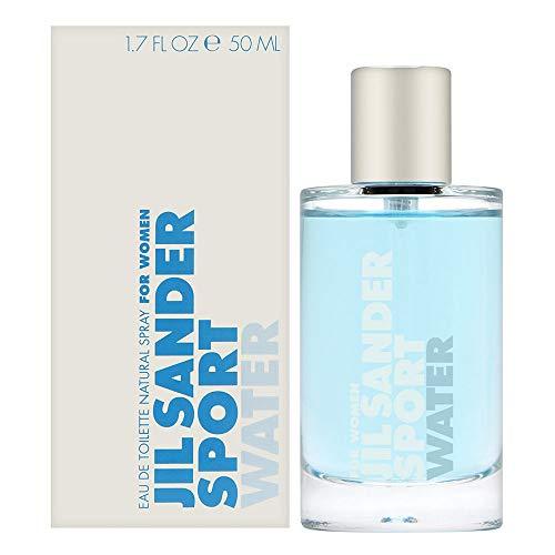 Jil Sander Sport Water, femme/ woman, Eau de Toilette, 1er Pack, (1x 50 ml)