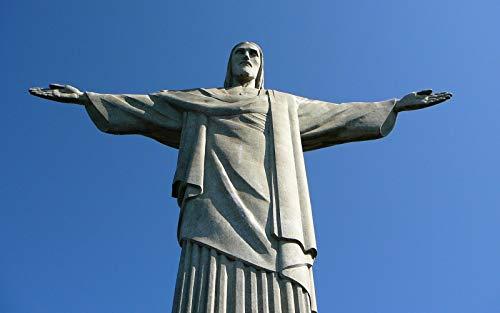 Puzzles 3d Cristo Redentor