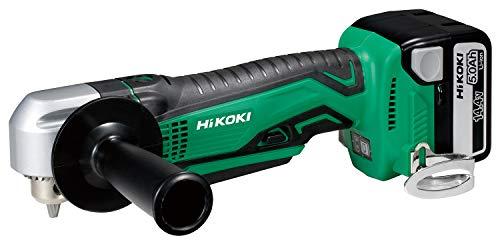 HiKOKI(ハイコーキ) 旧日立工機 14.4V コードレスコーナードリル 充電式 蓄電池・充電器別売り DN14DSL(NN)