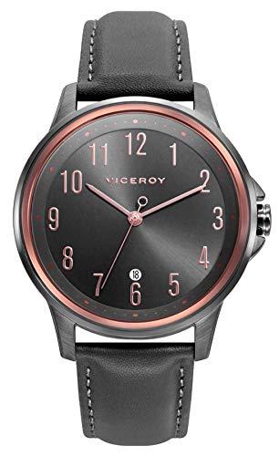 VICEROY - Reloj Acero IP Gris Correa Sr Va - 46757-99