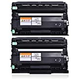 AXAX 2 cartuchos de tinta compatibles para Brother TN2420 para Brother MFC L2750DW 2730DW 2710DW 2710DN HL L2375DW 2370DW 2350DW 2310 DCP L2350DW L2510D, color negro