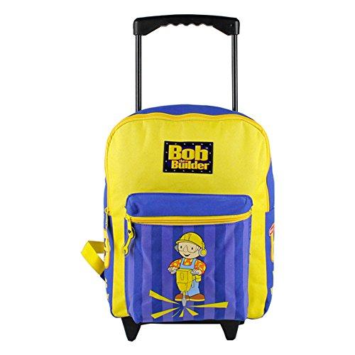 Bob der Baumeister Roller Rucksack -(voller) Rädern Schultasche
