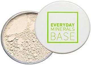 Everyday Minerals Semi-Matte Base, Golden Fair 0W by The Regatta Group DBA Beauty Depot