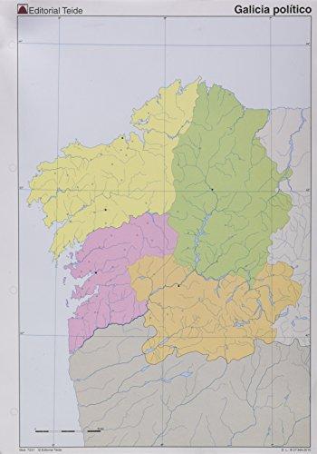 Galicia político 4+0 - 9788430772315