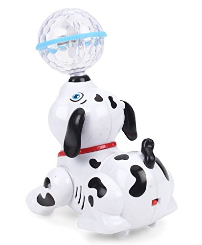 Gifts Online Dancing Dalmatian Dog with Flashing Lights + Music