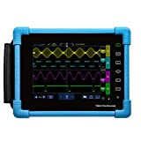 Tablet Handheld Digital Oscilloscope 8 inches TFT-LCD 1GSa/S 28Mpts 100MHz 4CH