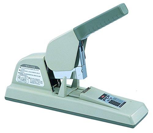 マックス 大型ホッチキス 12号針使用 50~150枚とじ フラットクリンチ HD-12FR