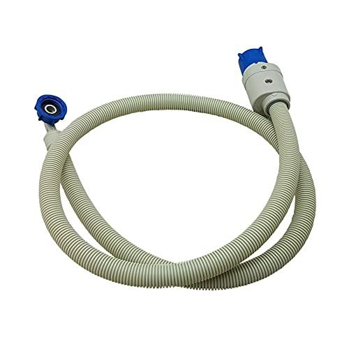 Aquastop 2970 - Manguera de entrada de seguridad para lavadora y lavavajillas (conexión de manguera de 3/4 pulgadas, universal, parada de agua, longitud: 1,5 cm)