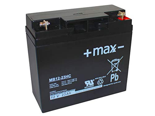 Alternativ-Hersteller Kompatibler Accu Versorgungsbatterie Bootsmotor Schiff 12V Ersatz Batterie AGM