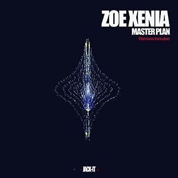 Masterplan.EP By Zoe Xenia