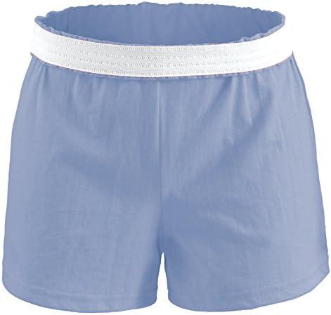 Original Soffe Cheer Shorts, Navy Blue, Youth Large