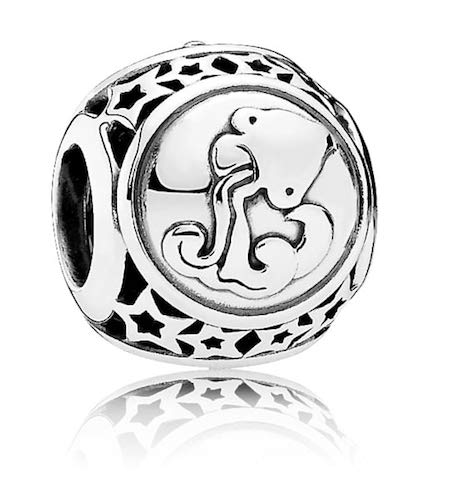 Pandora Damen-Bead 925 Silber-791934