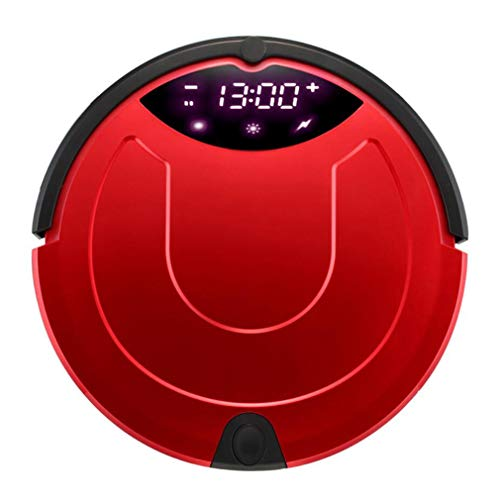 Purchase Robotic Vacuum Cleaner with Powerful Suction, Automatic Charging Smart Vacuum Cleaner Robot...
