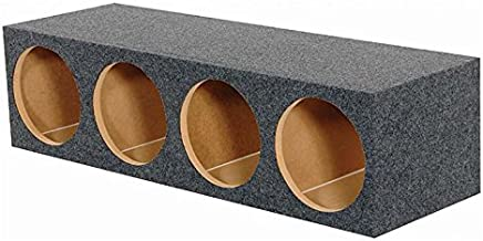 QPOWER Qpower 12 4 hole empty box 1 MDF