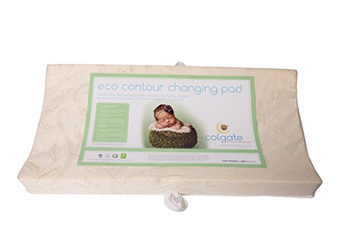 41omFLkrnSL - Sealy Baby Soybean Comfort Changing pad