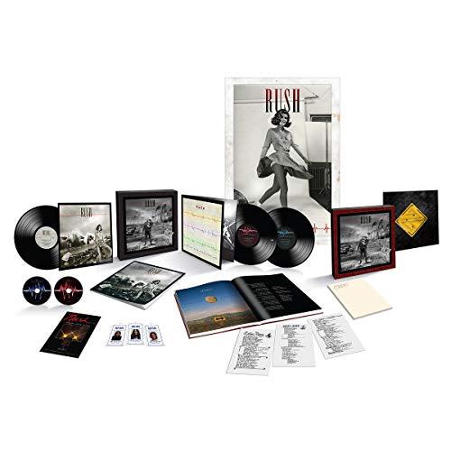 Permanent Waves (40th Anniversary,Ltd.Box Set) [Vinyl LP]